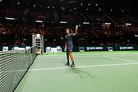 ABNAMRO World Tennis Tournament, 14 Februari, 2018, Rotterdam, The Netherlands, Ahoy, Tennis Robin Haase (NED)<br /> <br /> Photo: www.tennisimages.com