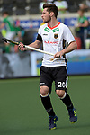 NED - Amsterdam, Netherlands, August 20: During the men Pool B group match between Germany (white) and Ireland (green) at the Rabo EuroHockey Championships 2017 August 20, 2017 at Wagener Stadium in Amsterdam, Netherlands. Final score 1-1. (Photo by Dirk Markgraf / www.265-images.com) *** Local caption *** Martin Zwicker #20 of Germany