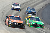NASCAR XFINITY Series<br /> One Main Financial 200<br /> Dover International Speedway, Dover, DE USA<br /> Saturday 3 June 2017<br /> Matt Tifft, Tunity Toyota Camry and Daniel Suarez, Subway Toyota Camry<br /> World Copyright: Nigel Kinrade<br /> LAT Images