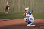 Boswell beats Denton 14-3 in game two of a bi-district playoff game at Boswell in Fort Worth on Friday, April 27, 2018. (photo by Khampha Bouaphanh)