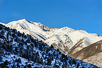 Berge des  Kirgisischen Alatau bei Ala Archa, Kirgistan, Asien<br /> Kirgisian Alatau mountains near Ala Archa, Kirgistan, Asia