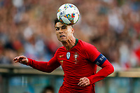 Cristiano Ronaldo of Portugal during the UEFA Nations League Final match between Portugal and Netherlands at Estadio do Dragao on June 9th 2019 in Porto, Portugal. (Photo by Daniel Chesterton/phcimages.com)<br /> Finale <br /> Portogallo Olanda<br /> Photo PHC/Insidefoto <br /> ITALY ONLY