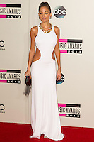 LOS ANGELES, CA - NOVEMBER 24: Nicole Richie arriving at the 2013 American Music Awards held at Nokia Theatre L.A. Live on November 24, 2013 in Los Angeles, California. (Photo by Celebrity Monitor)