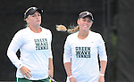 Tulane Women's Tennis defeats Houston at the Goldring Tennis Courts on the campus of Tulane University.