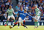 12.05.2019 Rangers v Celtic: Ryan Jack and Jonny Hayes