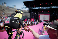 Stage 21 (ITT): Verona to Verona (17km)<br /> 102nd Giro d'Italia 2019<br /> <br /> ©kramon