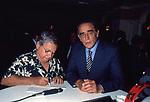 PAOLO VILLAGGIO CON VITTORIO GASSMAN