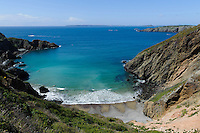 Bucht la Grande Grève, Insel Sark, Kanalinseln