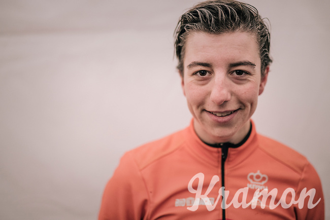 Maud Kaptheijns (NED/Crélan-Charles)<br /> <br /> UCI CX Worlds 2018<br /> Valkenburg - The Netherlands