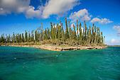 Ilot Lorette, baie de Gadji, Ile des Pins, Nouvelle-Calédonie