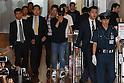 Yuchun of JYJ arrives in Tokyo