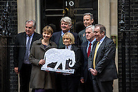 """09.04.2014 - """"United Call for Circus Ban Leads to Commitment From Prime Minister"""""""