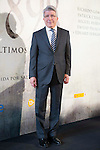 """The producer of the film, Enrique Cerezo during the photocall of the start filming the spanish film """"1898. Los ultimos de Filipinas"""" in Madrid. May 05, 2016. (ALTERPHOTOS/BorjaB.Hojas)"""