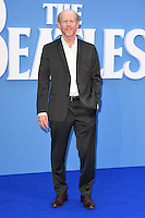 """director, Ron Howard<br /> at the Special Screening of The Beatles Eight Days A Week: The Touring Years"""" at the Odeon Leicester Square, London.<br /> <br /> <br /> ©Ash Knotek  D3154  15/09/2016"""