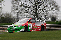 Round 2 of the 2006 British Touring Car Championship. #82 Fiona Leggate (GBR). Thurlby Motors Boston Bowl with Tech-Speed. Vauxhall Astra Coupe.
