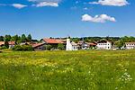 Deutschland, Bayern, Oberbayern, Landkreis Miesbach, Hundham bei Fischbachau im Leitzachtal | Germany, Upper Bavaria, district Miesbach, Hundham near Fischbachau at Leitzach Valley