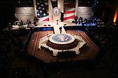 WASHINGTON DC - JANUARY 20: The Commander and Chief inaugural ball January 20, 2005 in Washington DC. (photo by Anthony Suau)