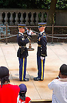 Changing of the Guard, Tomb of the Unknowns, Arlington National Cemetery, Arlington, Virginia