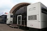 PADDOCK STRUCTURE  IRON LYNX (ITA) FERRARI 488 GTE EVO LMGTE AM