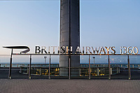 The British Airways i360 in Brighton, East Sussex, England UK. Saturday 24 February 2018