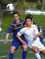 140617 College Football - Wellington College v Christchurch BHS