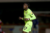 Tyrese Omotoye of Leyton Orient during Crawley Town vs Leyton Orient, Papa John's Trophy Football at The People's Pension Stadium on 5th October 2021