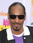 Snoop Dogg attends The 24th Annual Kids' Choice Awards held at USC's Galen Center in Los Angeles, California on April 02,2011                                                                               © 2010 DVS / Hollywood Press Agency