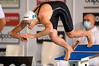 200m Stile Libero Femmine<br /> Federica Pellegrini CC Aniene<br /> <br /> Riccione 17/12/20 Stadio del Nuoto <br /> Campionato Italiano 2020 FIN - Italian Swimming Championship<br /> Photo © Pasquale Mesiano/Deepbluemedia/Insidefoto