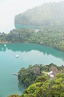 Te Mahia Bay in Marlborough Sounds, Nelson Region, Marlborough, South Island, New Zealand