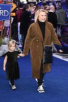 """Jennifer Saunders<br /> arriving for the """"Onward"""" premiere at the Curzon Mayfair, London.<br /> <br /> ©Ash Knotek  D3556 23/02/2020"""