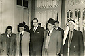 Syrie 1958.2eme a droite, Omar Shemdin.Syria 1958.Second right, Omar Shemdin