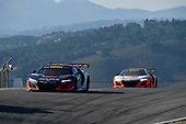Pirelli World Challenge<br /> Intercontinental GT Challenge California 8 Hours<br /> Mazda Raceway Laguna Seca<br /> Sunday 15 October 2017<br /> Peter Kox, Mark Wilkins, Jules Gounon, Acura NSX GT3, GT3 Overall, Ryan Eversley, Tom Dyer, Dane Cameron, Acura NSX GT3, GT3 Overall<br /> World Copyright: Richard Dole<br /> LAT Images<br /> ref: Digital Image RD_PWCLS17_248