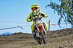 NELSON, NEW ZEALAND - 2021 Mini Motocross Champs: 2.10.21, Saturday 2nd October 2021. Richmond A&P Showgrounds, Nelson, New Zealand. (Photos by Barry Whitnall/Shuttersport Limited) 66