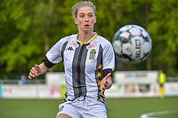 Ludmila Matavkova (9) of Sporting Charleroi pictured during a female soccer game between Sporting Charleroi and Eendracht Aalst on the 8th matchday in play off 2 of the 2020 - 2021 season of Belgian Scooore Womens Super League , tuesday 18 th of May 2021 in Marcinelle , Belgium . PHOTO SPORTPIX.BE | SPP | STIJN AUDOOREN