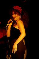 FILE PHOTO : Marie-Michele Desrosiers<br /> <br />  , circa 1985<br /> <br /> PHOTO : Harold Beaulieu - Agence Quebec Presse