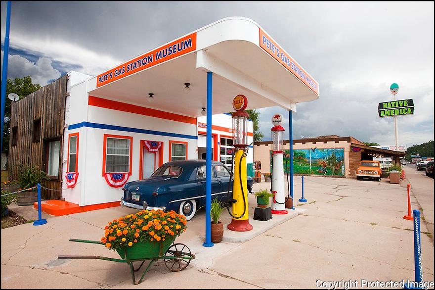 Arizona-Route 66<br /> Williams