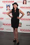 "Spanish actress Rossy de Palma poses during `No molestar´ (""Une heure de tranquillite"") film presentation in Madrid, Spain. June 12, 2015. (ALTERPHOTOS/Victor Blanco)"