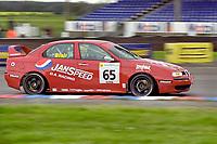 2001 British Touring Car Championship. #65 Colin Blair. GA Janspeed Racing. Alfa Romeo 156.