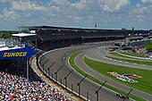 Jay Howard, Schmidt Peterson Motorsports / AFS Racing Honda, Gabby Chaves, Harding Racing Chevrolet