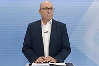Campinas (SP), 27/11/2020 - Debate/Eleições - Dario Saadi. A EPTV (afiliada Rede Globo) realizou, nesta sexta-feira (27), na cidade de Campinas (SP), o ultimo debate entre os candidatos que disputam o segundo turno das eleições, Dário Saadi (Republicanos) e Rafa Zimbaldi (PL).