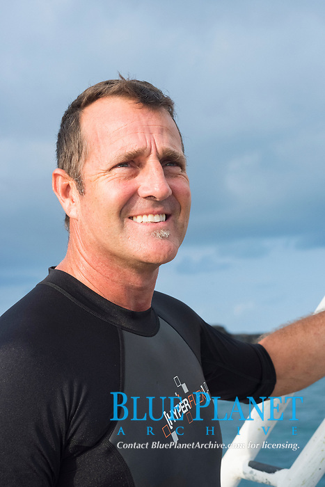 Dr. Andrew West, Honokohau, Kona, Big Island, Hawaii, USA (Central Pacific Ocean) MR 472