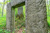 Historischer Friedhof Südwestkirchhof Stahnsdorf, Potsdam-Mittelmark, Brandenburg, Deutschland