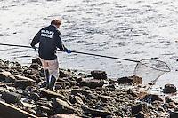 Bird Rescue on San Francisco Bay