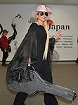 Lady GAGA, November 1, 2016, Tokyo, Japan : Singer Lady GAGA arrives at Narita International Airport in Chiba, Japan, on November 1, 2016.