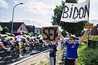 Roadside kids <br /> <br /> Heistse Pijl 2020<br /> One Day Race: Heist-op-den-Berg > Heist-op-den-Berg 190km  (UCI 1.1)<br /> ©kramon