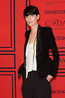 **FILE PHOTO** Stella Tennant Has Passed Away at 50.<br /> <br /> NEW YORK, NY - JUNE 3: Stella Tennant at the 2013 CFDA Fashion Awards at Lincoln Center's Alice Tully Hall in New York City. June 3, 2013. <br /> CAP/MPI99<br /> ©MPI99/Capital Pictures