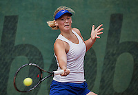 Hilversum, Netherlands, August 10, 2016, National Junior Championships, NJK, Evi Buijsen (NED)<br /> Photo: Tennisimages/Henk Koster