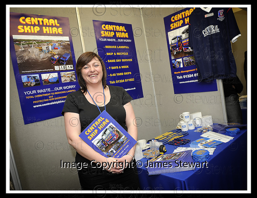 01/05/2008   Copyright Pic: James Stewart.File Name : 60_business_fair.FALKIRK BUSINESS FAIR 2008.CENTRAL SKIP HIRE.James Stewart Photo Agency 19 Carronlea Drive, Falkirk. FK2 8DN      Vat Reg No. 607 6932 25.Studio      : +44 (0)1324 611191 .Mobile      : +44 (0)7721 416997.E-mail  :  jim@jspa.co.uk.If you require further information then contact Jim Stewart on any of the numbers above........