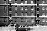 Great Eastern Buildings Peabody Housing Estate. Tower Hamlets Whitechapel east London UK 1975