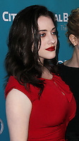 """WESTWOOD, LOS ANGELES, CA, USA - MARCH 22: Kat Dennings at the Geffen Playhouse's Annual """"Backstage At The Geffen"""" Gala held at Geffen Playhouse on March 22, 2014 in Westwood, Los Angeles, California, United States. (Photo by Xavier Collin/Celebrity Monitor)"""